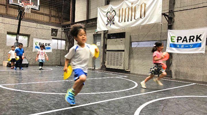 EPARKスポーツかけっこ教室 江戸川校