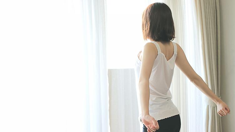 朝の運動は脂肪燃焼に効果的!