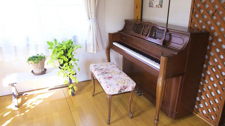 ピアノは高額じゃなくてOK!