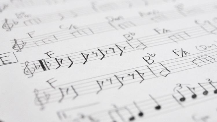 楽譜は「コード譜」を使おう