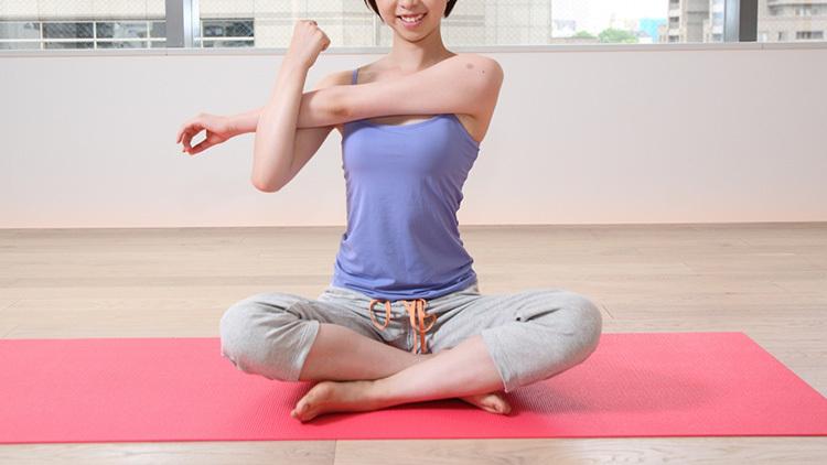 生活に適度な運動を取り入れて冷え性対策を