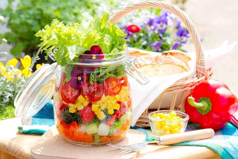 野菜はホットヨガ前後の食事におすすめ