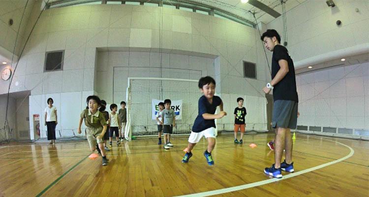 EPARKスポーツ かけっこ教室