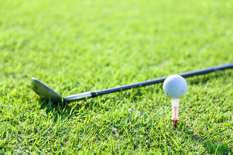 ゴルフクラブ・ボール・ティー