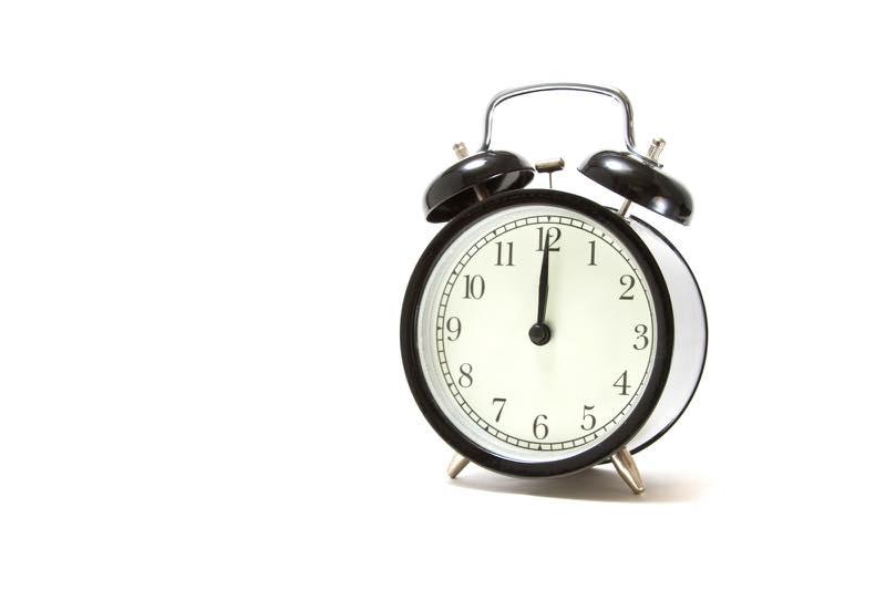 ダイエット目的で運動をするなら、どの時間帯がいいの?
