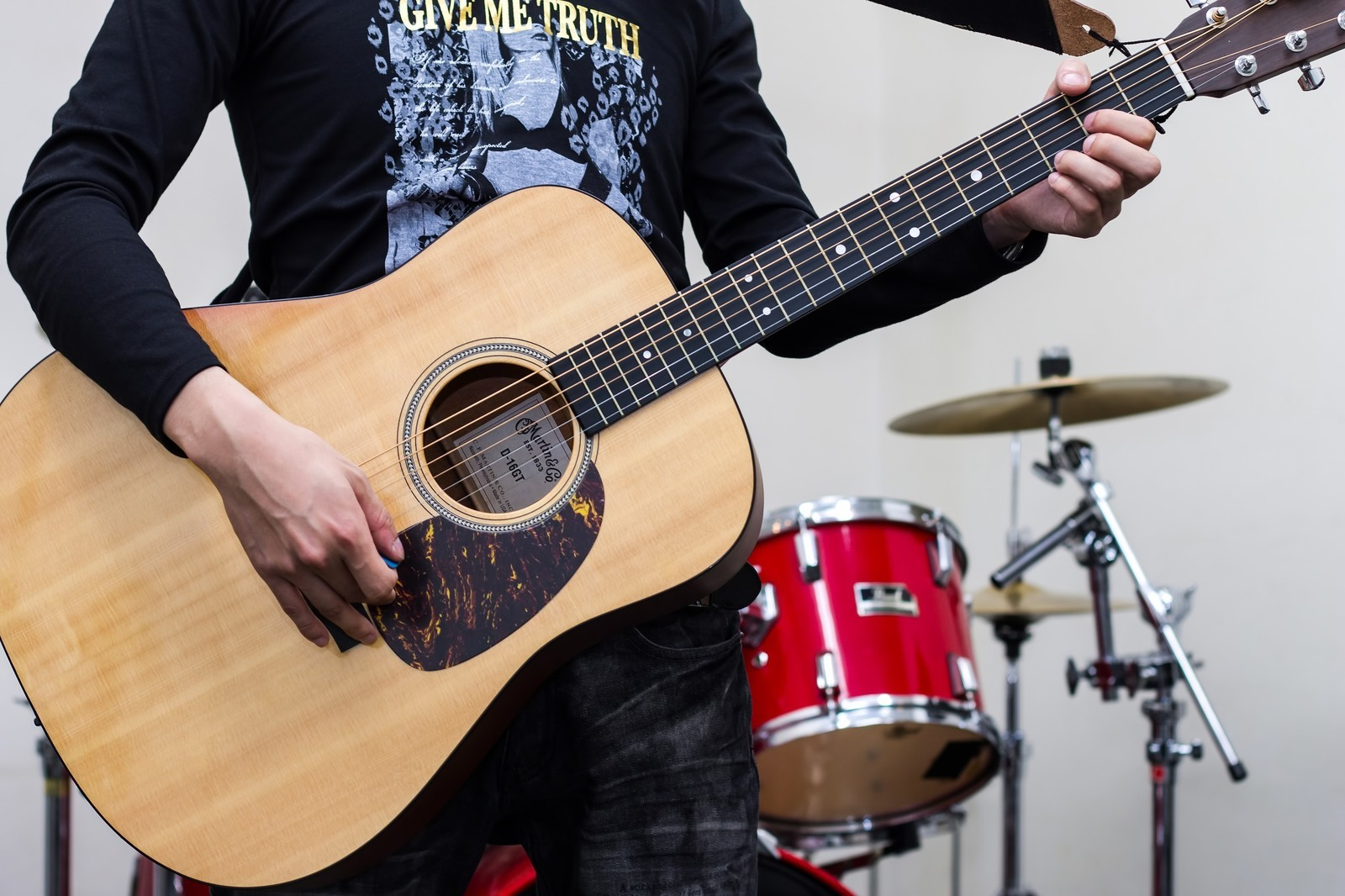ギター メインビジュアル