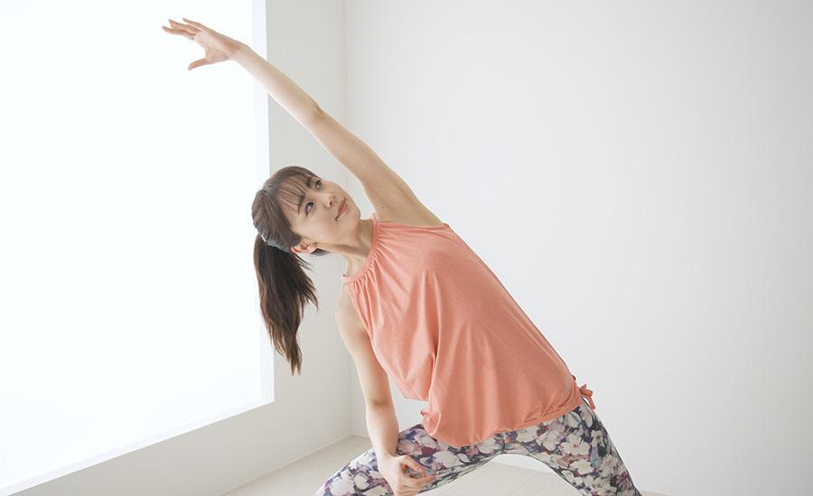 軽い運動でストレス解消♪無理なく体を動かしましょう