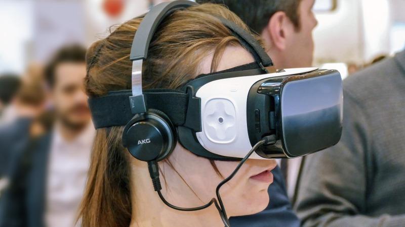 VR メインビジュアル