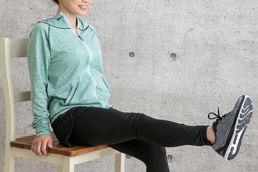 座ってできる「ながら運動」で運動不足解消!高齢の方にもおすすめ