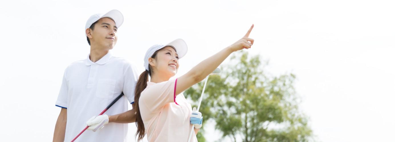 絶好のゴルフシーズン秋目前special