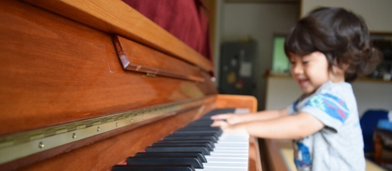 メインビジュアル 東京都内子供のピアノ教室