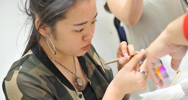 ネイルスクール 東京 メインビジュアル