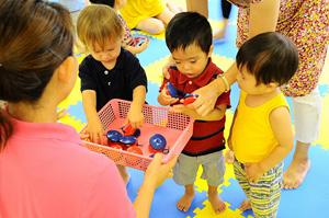 赤ちゃんの脳を育む会 久保田式育児法