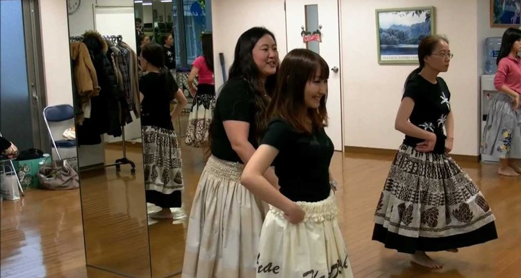 Halau Hula O Kaleimakamae 新宿スタジオ