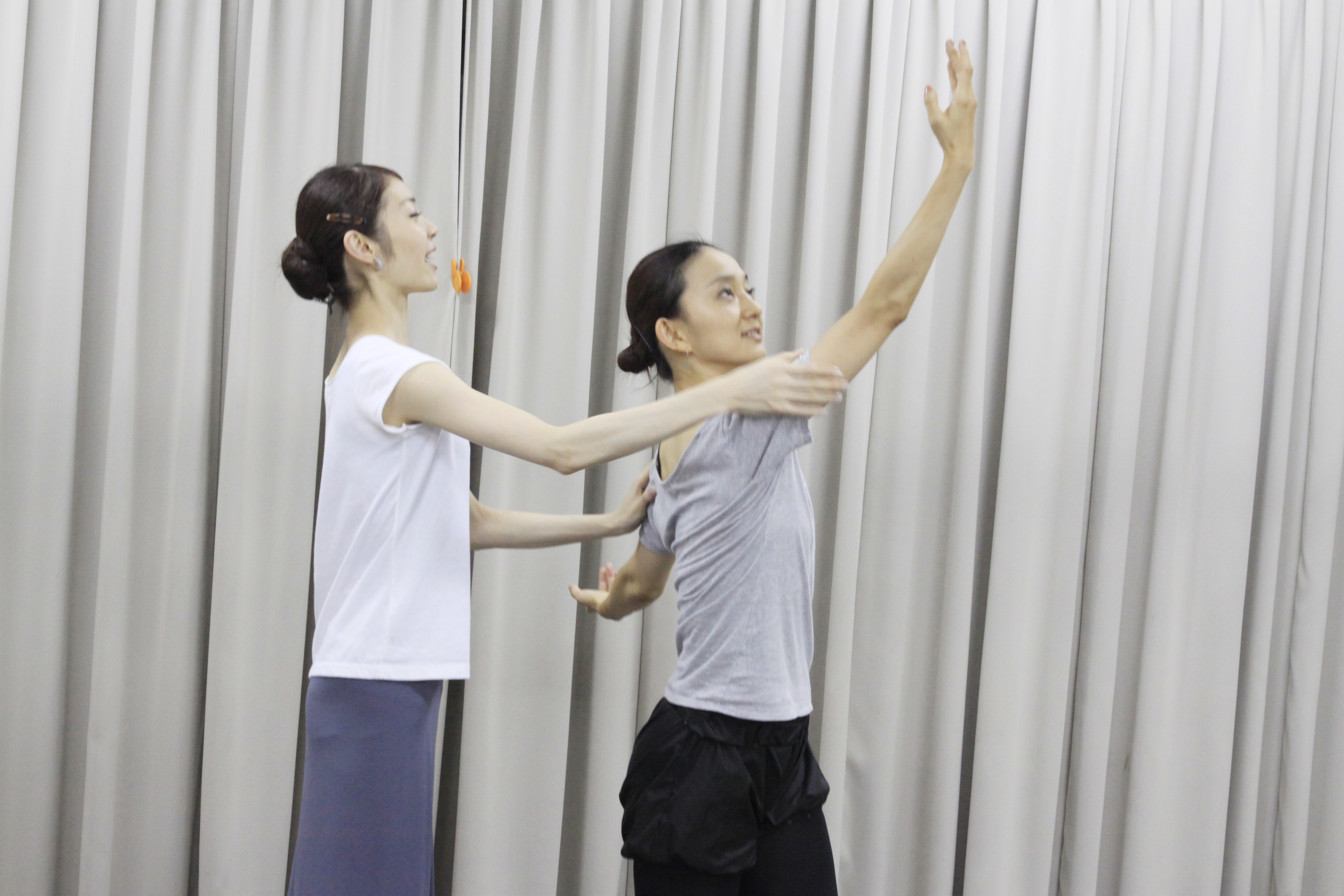 富田美惠子バレエスクール プチ・ポアント 大人のやさしいバレエクラス