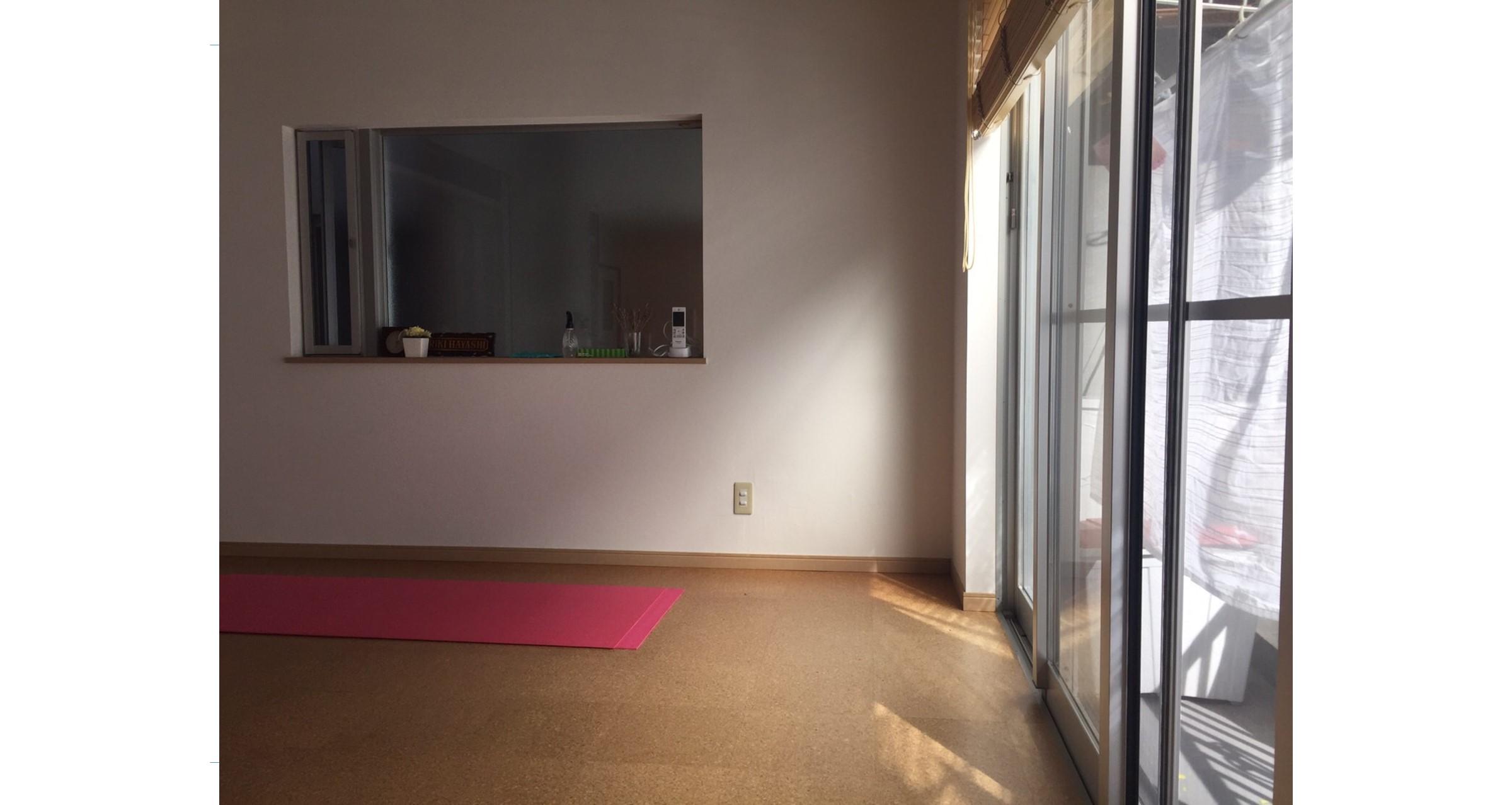 ピラティススクール【BUNGA】studioBUNGAふたたび教室