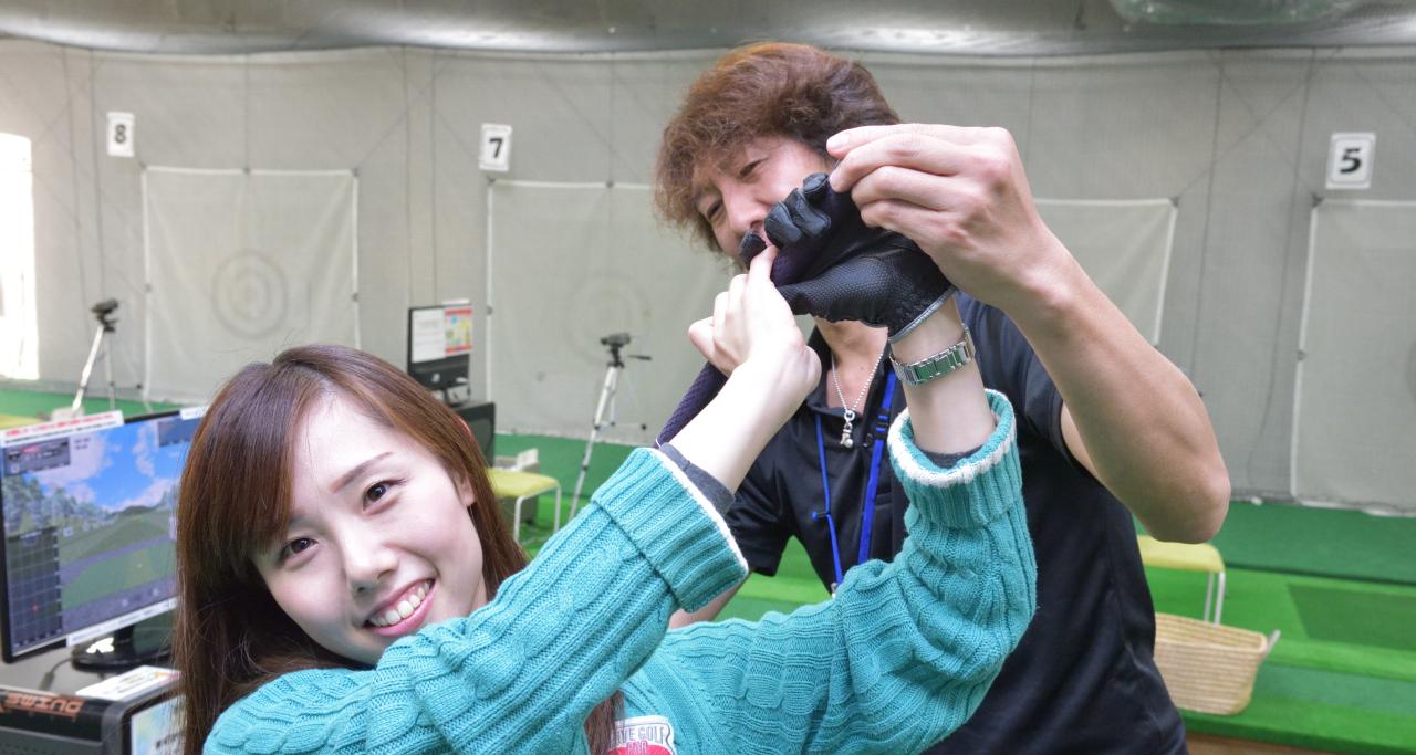 初心者専用ゴルフスクール「サンクチュアリ」新宿店の写真16