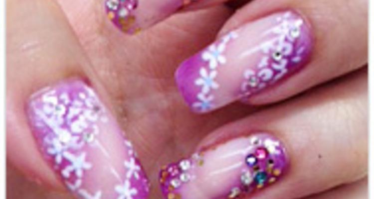 School nail 03