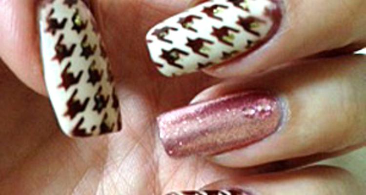 School nail 01 l