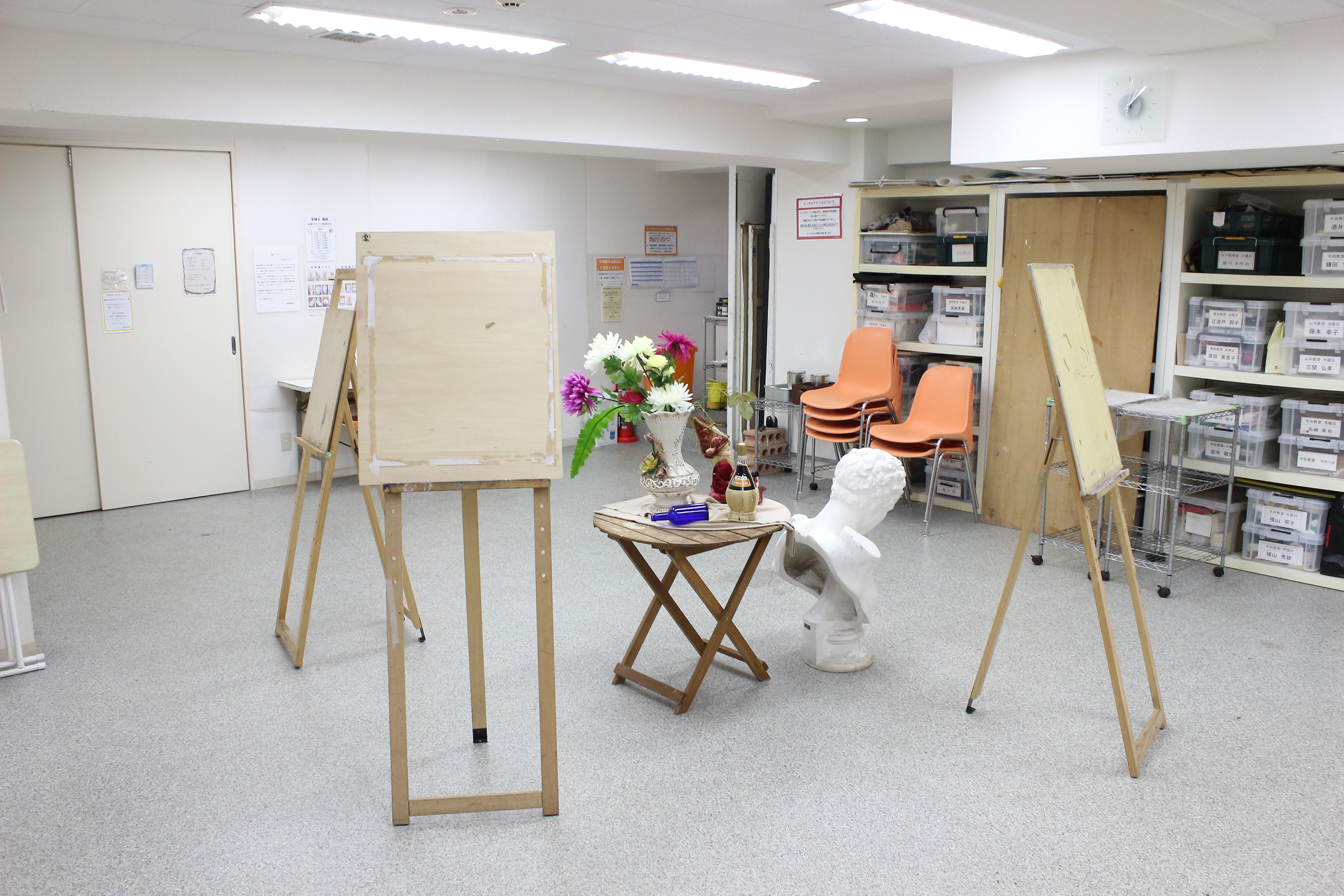 楽 絵画教室