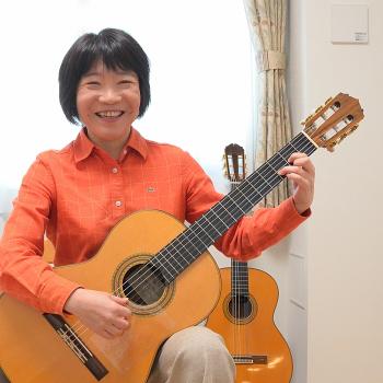 志田英利子ギター教室 三鷹レッスン場の写真4