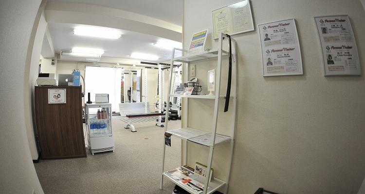 fine-b 津田沼パーソナルトレーニングスタジオの写真16
