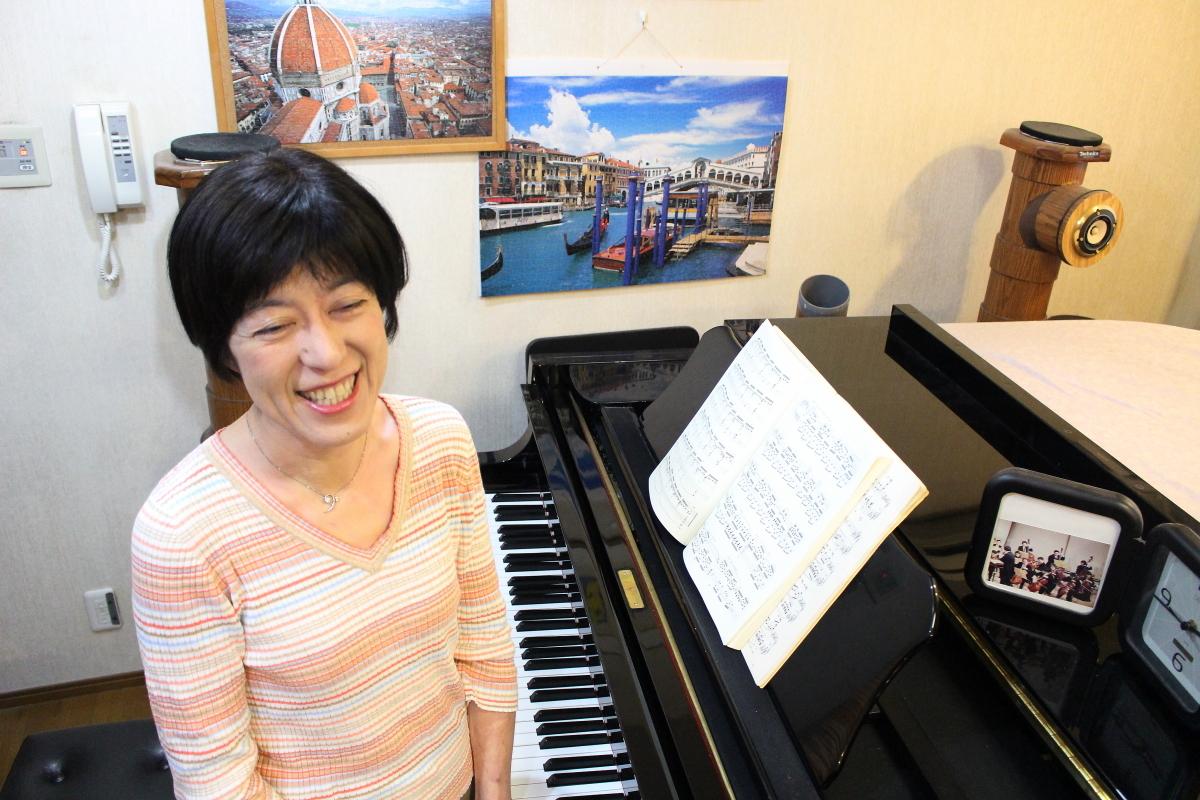 上石神井・長野ピアノ教室