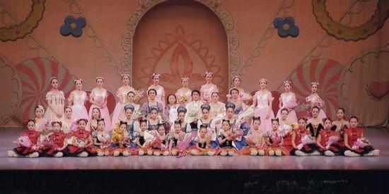 安倍みを子バレエスタジオの写真12