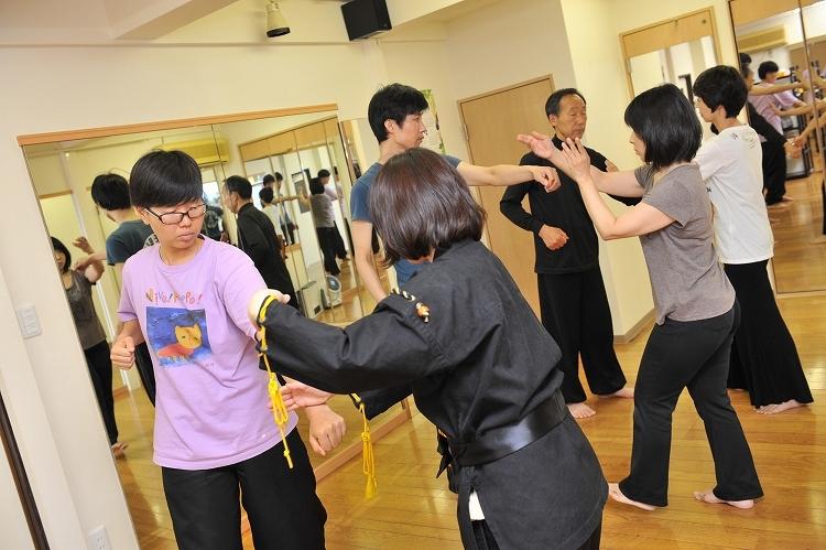 蓬「ミ」塾太極拳教室