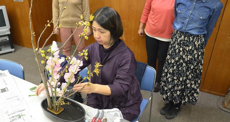 flower circle SHIN 大阪教室