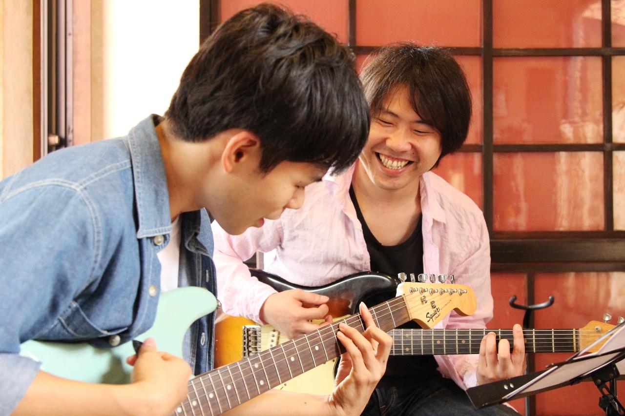 テイルロックギター教室 世田谷教室