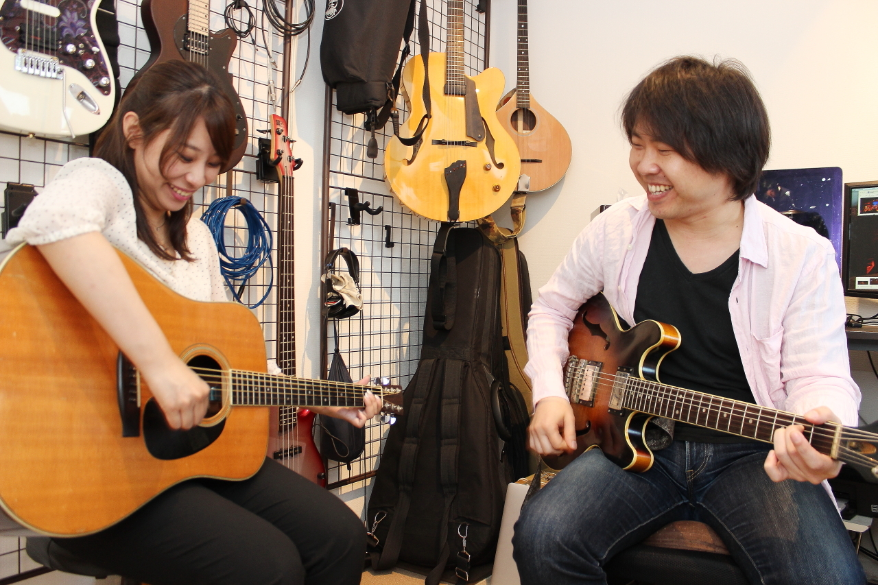 テイルロックギター教室 練馬教室