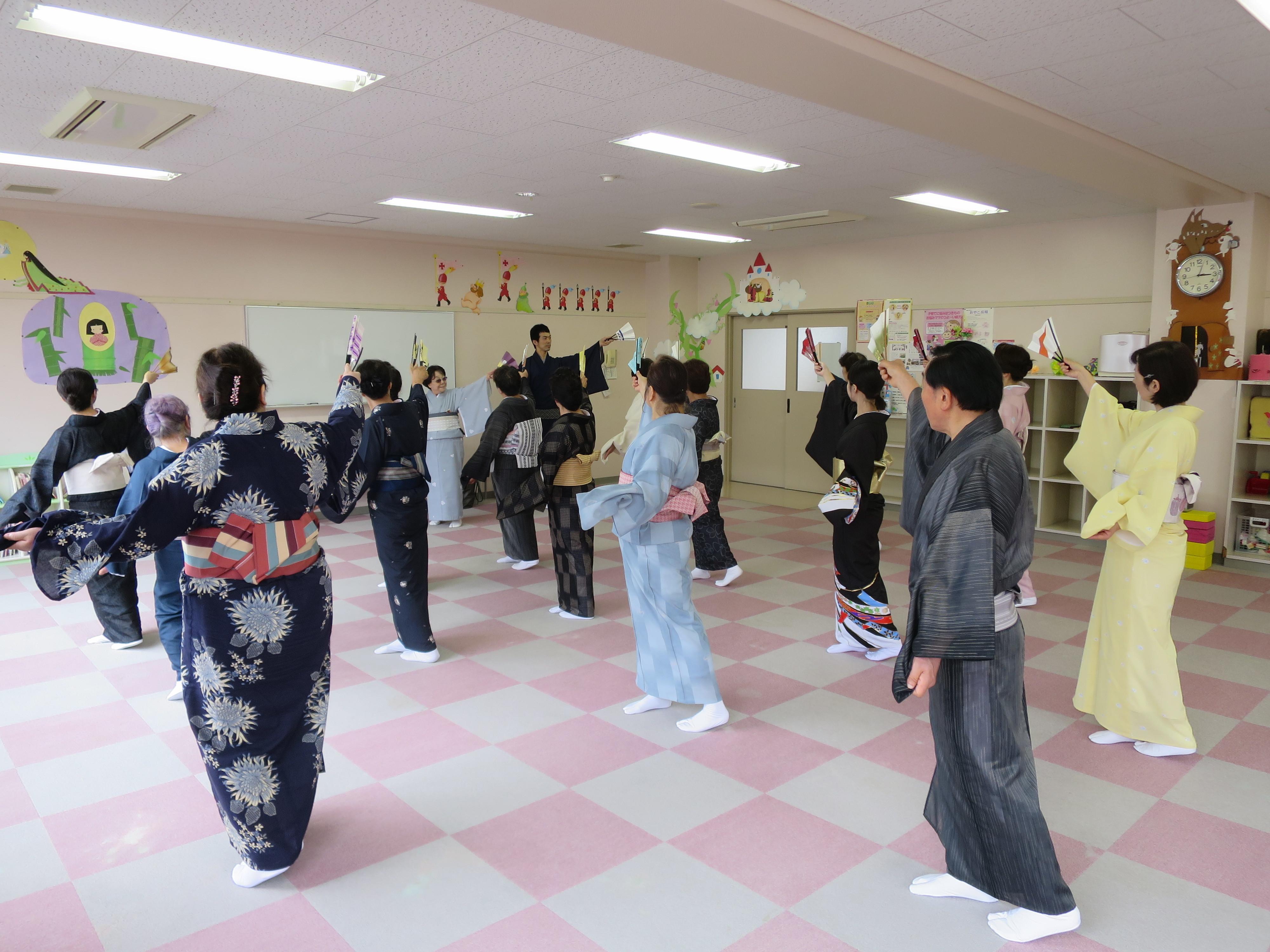 日舞研究会 一関教室