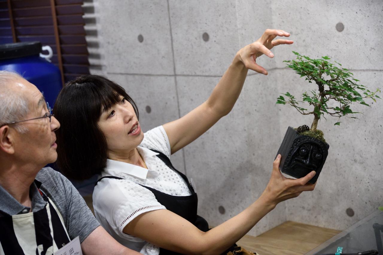 彩花盆栽教室 表参道校