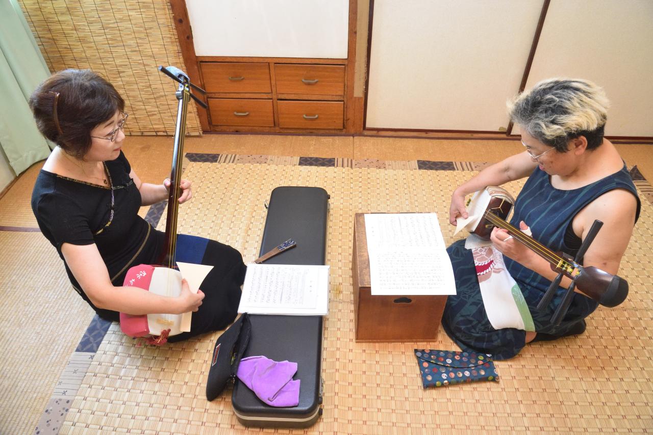 和の音楽教室うめまるみ 神楽坂教室