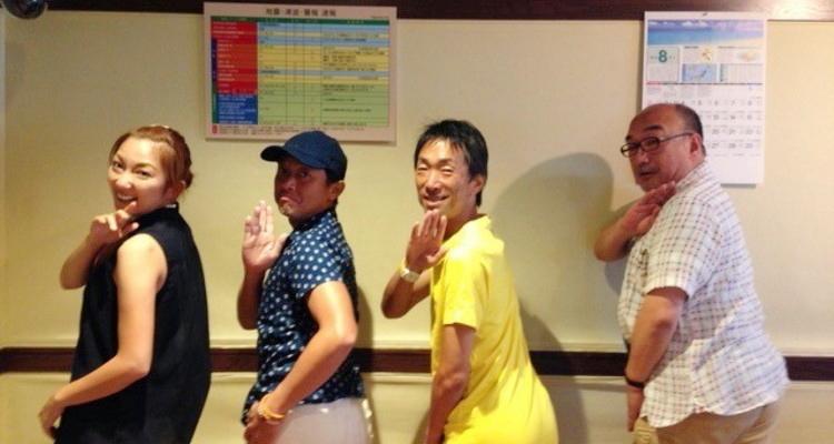 あべこべ体操 椎名町クラス