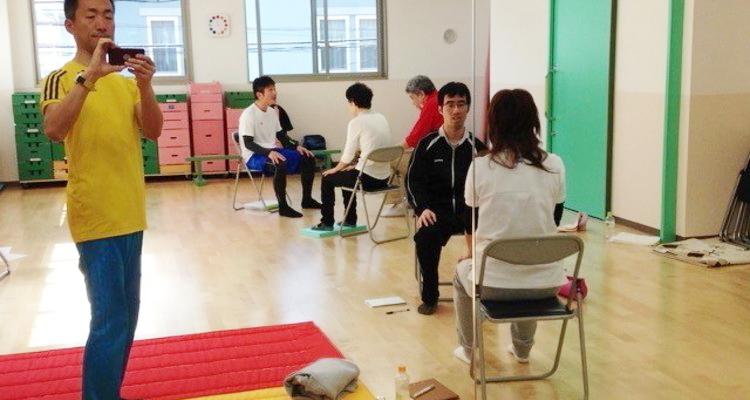 あべこべ体操 椎名町クラスの写真