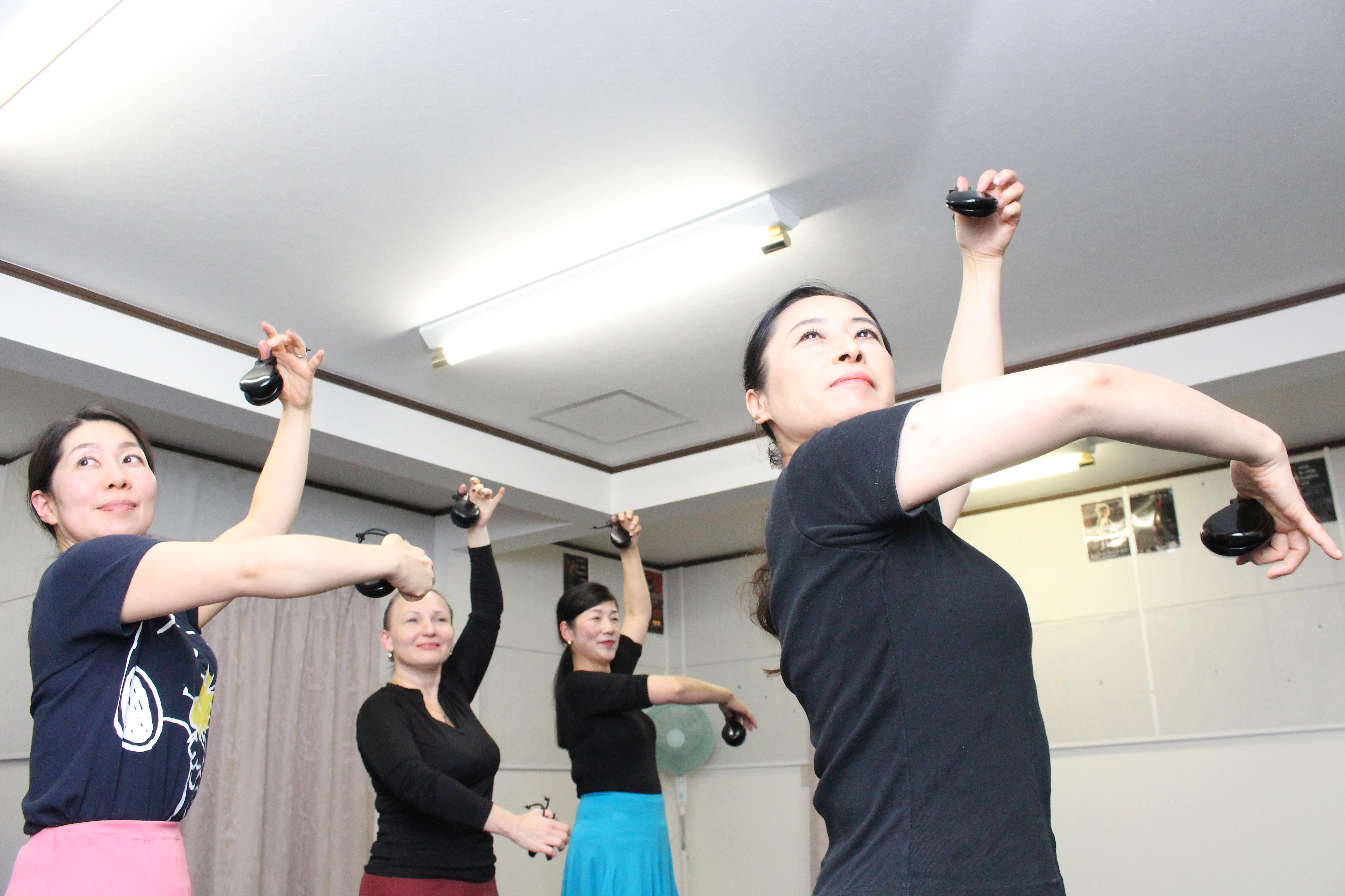 折橋恵子フラメンコ教室 estudio EL ANGEL 新大久保スタジオの写真16