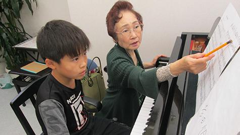 吉田ピアノ教室