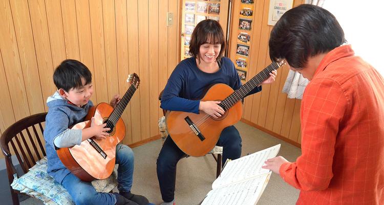 志田英利子ギター教室 横浜レッスン場