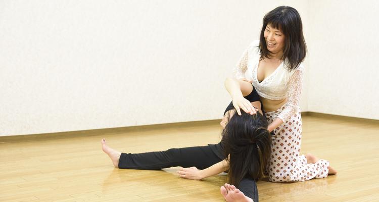 natsu belly dance club 池袋スタジオ