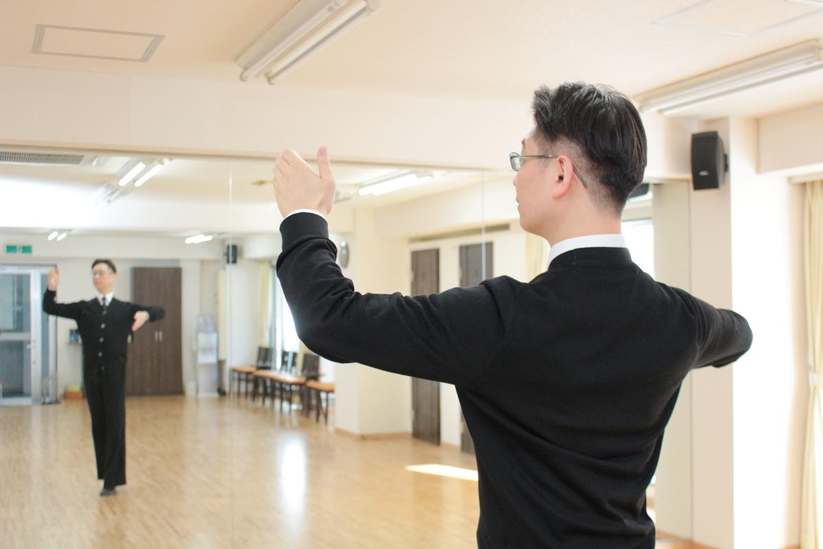 長谷川政義ダンスワールド