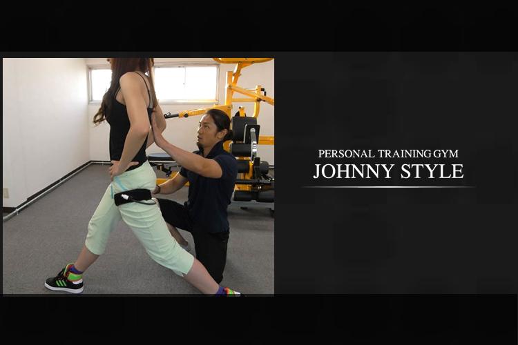 パーソナルトレーニングジムJOHNNY STYLE 自由が丘店の画像