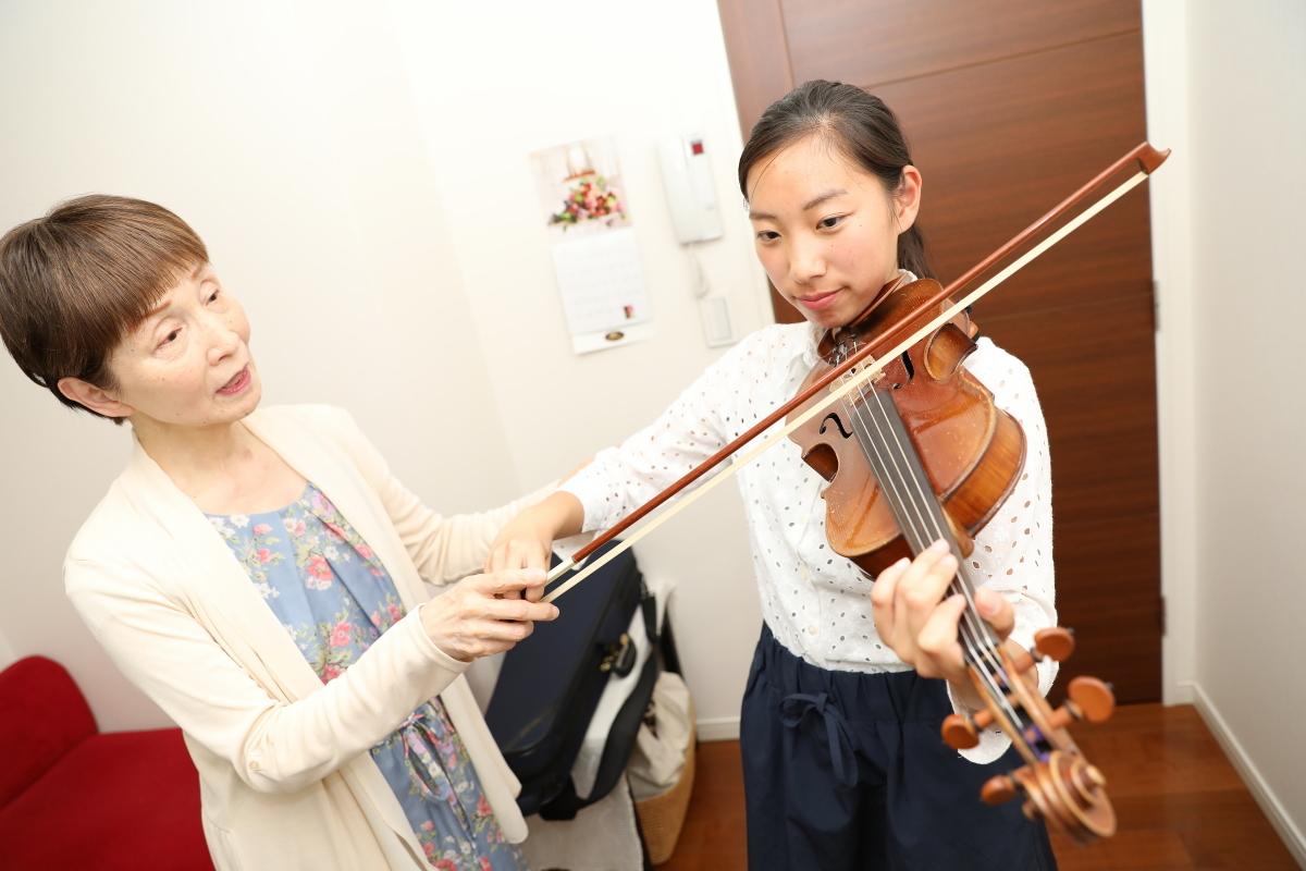 芥川節子バイオリン教室