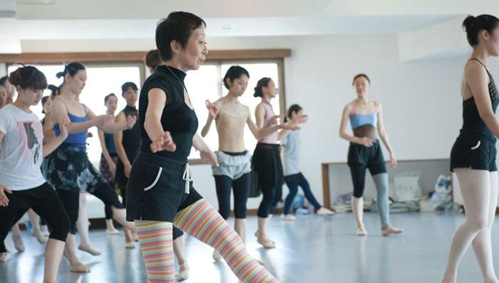 レスパスド バレエ かおるスタジオ 青山教室の写真5
