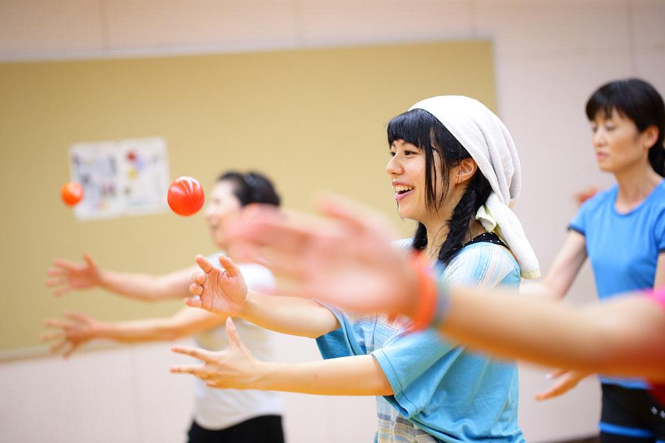 ジャグササイズ@自由が丘(健康美ボディアーバンフィットネス)