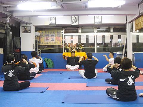 国際意拳会 大成館 本部道場の写真7