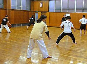 国際意拳会 大成館 国分寺クラス
