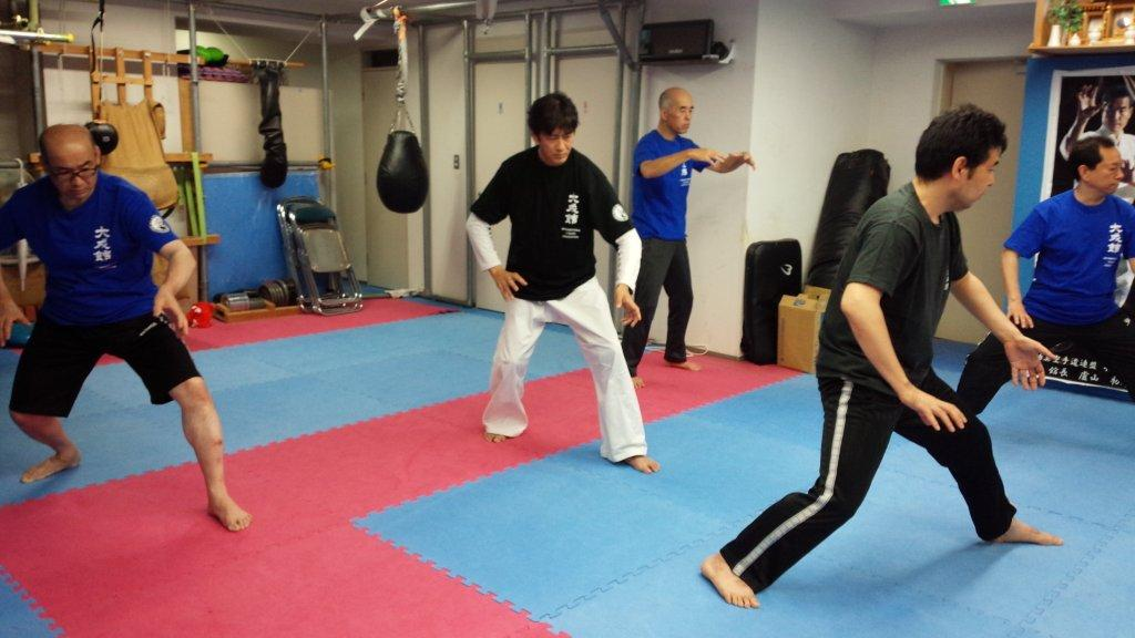 国際意拳会 大成館 浦和クラスの写真4