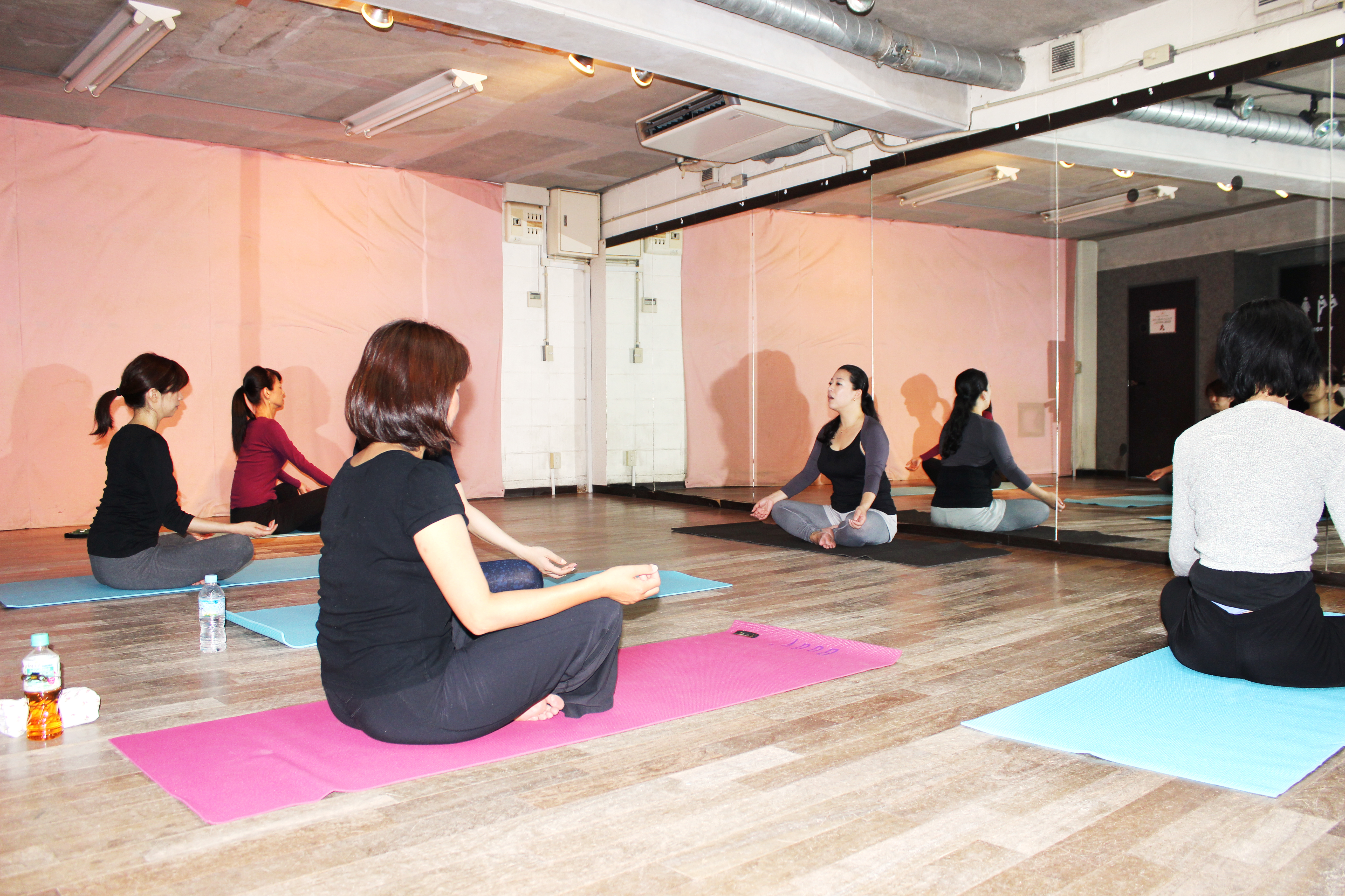 Yoga salon GRACIAGE